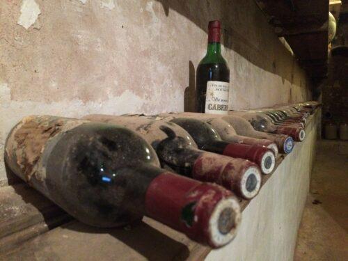 vin rouge à faire vieillir